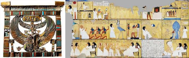 Đám cưới thế kỉ lớn nhất Ai Cập cổ đại: kỳ quái, rộn ràng nhưng cũng đầy chua xót của nàng dâu xứ lạ-6