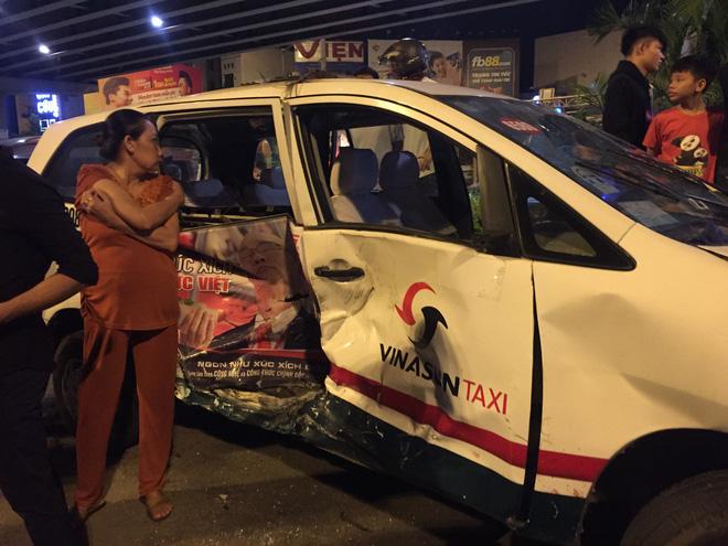 Lời khai ban đầu của nữ tài xế BMW gây tai nạn hàng loạt khiến nhiều người thương vong ở TP.HCM-4