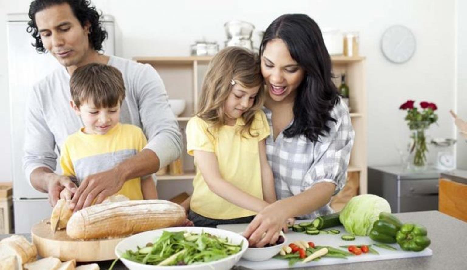 Cách để con tự giác làm việc nhà không phải cha mẹ Việt nào cũng dám thử-5