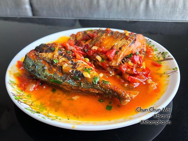 Cá bạc má kho cà chua đậm đà, béo ngậy chưa kịp ăn thêm nồi cơm đã hết veo-5