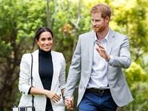 Hoàng tử Harry hé lộ Công nương Meghan Markle đang mang bầu bé gái?