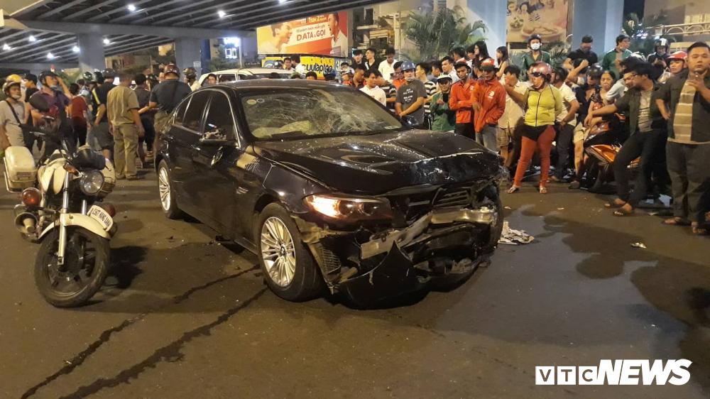PVcombank bác tin nữ lãnh đạo lái xe BMW tông liên hoàn ở TP.HCM-1