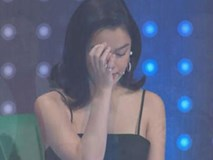 Phạm Quỳnh Anh xúc động rơi nước mắt với thí sinh có giọng hát giống Wanbi Tuấn Anh