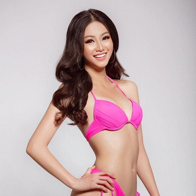 Ngắm body nóng bỏng của người đẹp vừa đoạt HCB bikini ở Miss Earth-1