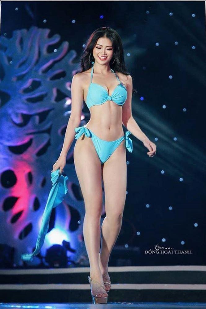 Ngắm body nóng bỏng của người đẹp vừa đoạt HCB bikini ở Miss Earth-2