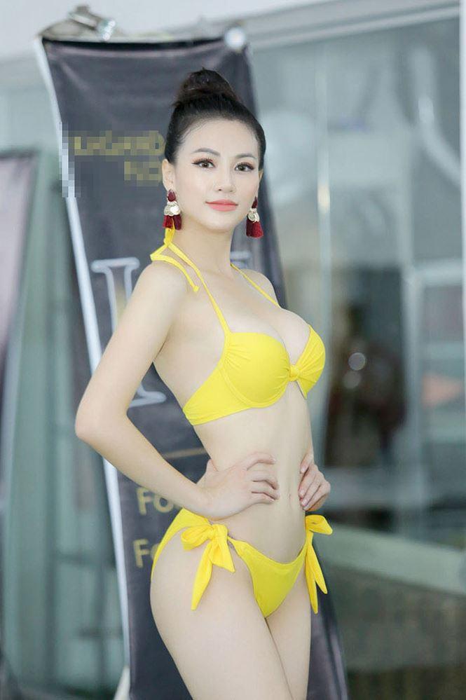 Ngắm body nóng bỏng của người đẹp vừa đoạt HCB bikini ở Miss Earth-3