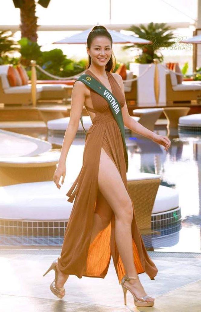 Ngắm body nóng bỏng của người đẹp vừa đoạt HCB bikini ở Miss Earth-11
