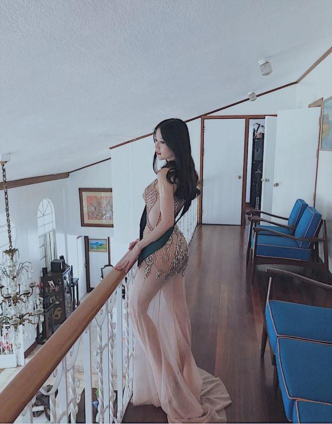 Ngắm body nóng bỏng của người đẹp vừa đoạt HCB bikini ở Miss Earth-8