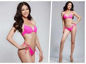 Ngắm body 'nóng bỏng' của người đẹp vừa đoạt HCB bikini ở Miss Earth
