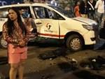 Hòa Bình: Người đàn ông sát hại mẹ ném xác xuống giếng, khống chế con 4 tuổi làm con tin-1