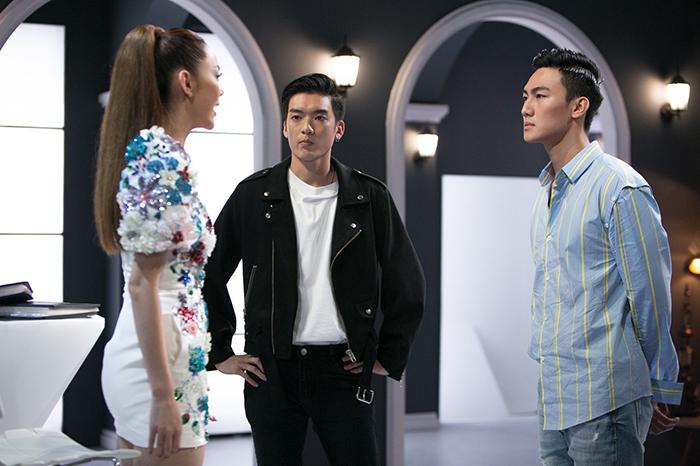Cho rằng Minh Hằng và Thanh Hằng hại mình, Võ Hoàng Yến gọi The Face là The Bè lũ-3