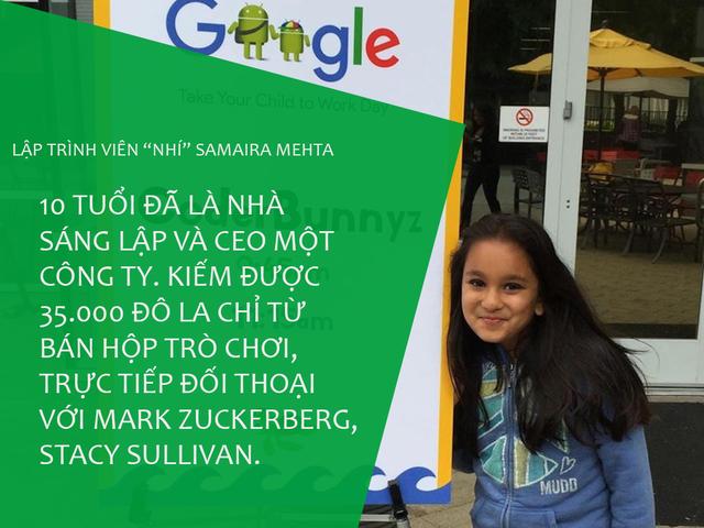 Lập trình viên nhí tài năng mới 10 tuổi đã được cả Google và Microsoft quan tâm-1
