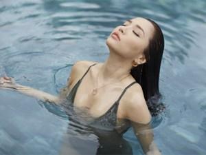 Bích Phương mạnh dạn tung hình ảnh bikini gợi cảm nhất trong sự nghiệp