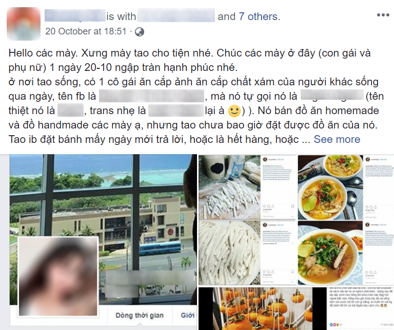 Thiếu nữ chuyên lấy ảnh đồ ăn trên mạng về nhận mình làm: Quy trình bài bản, mánh khoé tinh vi!-1