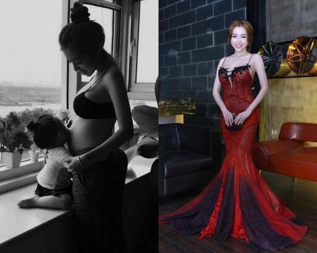Loạt sao Việt giảm cân thần tốc sau sinh: 4 tháng giảm 32kg-8