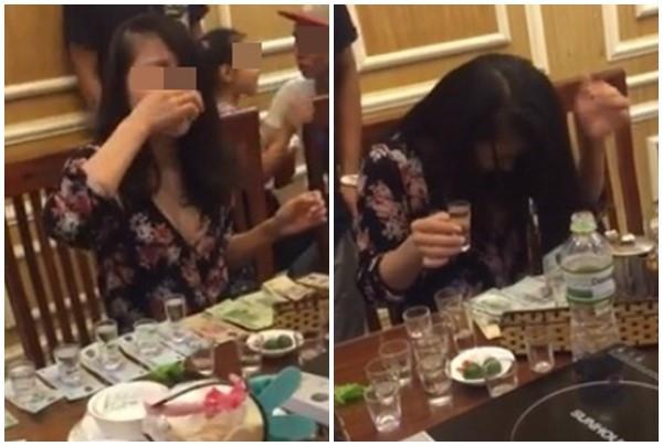 Cô dâu Nghệ An uống hết 8 chén rượu để nhận phong bì mừng cưới-2