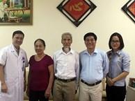 Chưa từng gặp ở Việt Nam: Người đàn ông mắc ung thư 48 năm nay vẫn sống khỏe mạnh