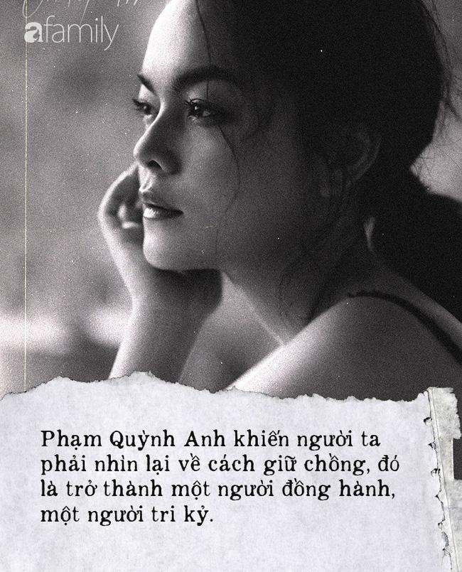 Phạm Quỳnh Anh và cuộc hôn nhân tan vỡ: Khi phụ nữ không còn dùng tiếng khóc để nói về sự khổ đau-1
