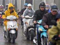 Miền Bắc chuyển lạnh do gió mùa, Hà Nội thấp nhất 21 độ C
