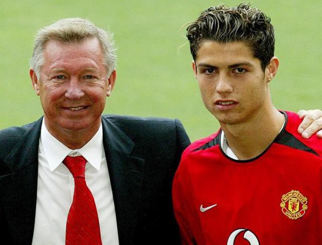 C.Ronaldo trở lại Old Trafford: Nơi ươm mầm của sự vĩ đại-1