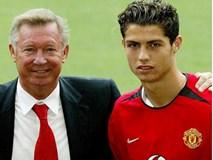 C.Ronaldo trở lại Old Trafford: Nơi ươm mầm của sự vĩ đại