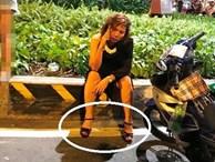 Nữ doanh nhân khai gây tai nạn kinh hoàng do… giày cao gót