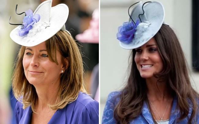 Các thánh soi đã ra tay và tia được Công nương Kate Middleton cùng mẹ đẻ rất hay mặc đồ giống nhau-4