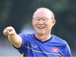 HLV Park Hang Seo cho Trọng Hoàng kết thúc tập huấn tại Hàn Quốc-2
