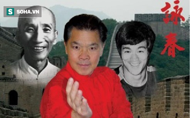 """Cao thủ Trung Quốc từng khiến Lý Tiểu Long chào thua"""" & màn 1 đánh 10 gây xôn xao làng võ-1"""