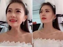 Cô dâu khóc nấc khi bắt quả tang chú rể thân mật với phù dâu