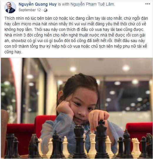 """Rời bỏ Phạm Quỳnh Anh, Quang Huy vẫn khiến người ta rơi nước mắt vì tình yêu vô biên dành cho điểm tựa"""" của mình-16"""