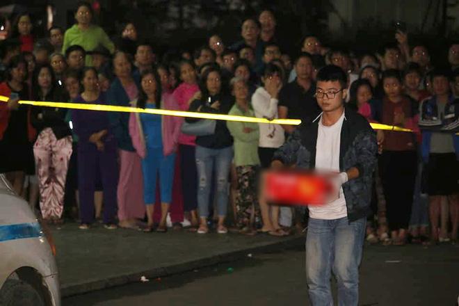 Vụ nữ sinh nghi ném con ở Linh Đàm: Cháu bé có phản ứng sống, tử vong do chấn thương sọ não-2