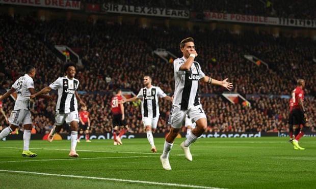 Ronaldo chơi nỗ lực giúp Juventus hạ MU tại Old Trafford-1