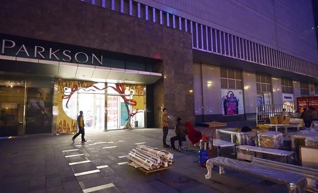 Con đường kinh doanh từ hoàng kim đến lụi tàn của Parkson-1
