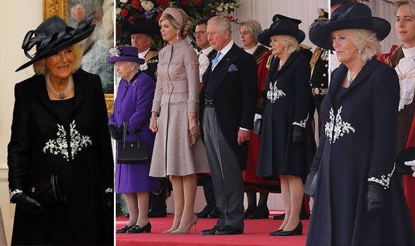 Bà Camilla lần đầu tái xuất bên chồng sau tin đồn ly hôn nhưng vẻ mặt của Thái tử Charles đã nói lên tất cả-2