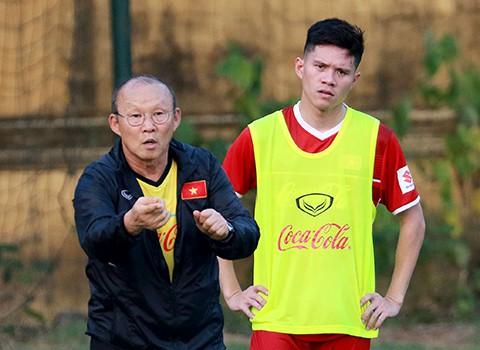 Đội tuyển Việt Nam đón ca chấn thương đầu tiên ở Hàn Quốc-1