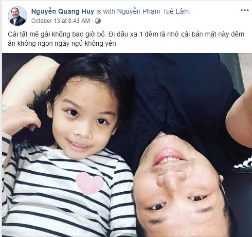 Phạm Quỳnh Anh - Quang Huy đã làm điều này từ trước khi đệ đơn ly hôn-6