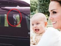 Người hâm mộ phát sốt khi rò rỉ hình ảnh mới nhất của Hoàng tử út Louis tròn 6 tháng tuổi bên cạnh cha mẹ
