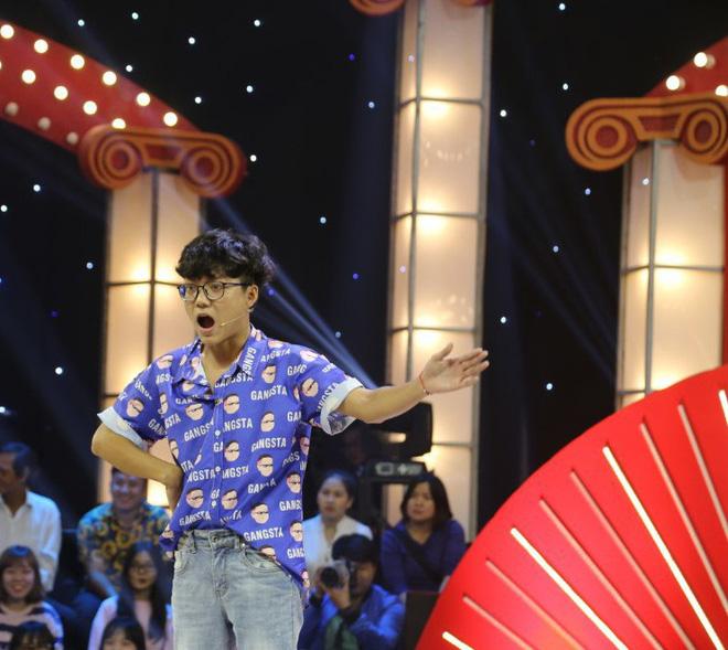 Xuất hiện thí sinh gọi Trấn Thành là thằng, chửi thẳng các giám khảo, Ngô Kiến Huy cũng bị vạ lây-5