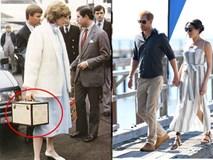 Nhìn Harry chăm sóc vợ bầu, công chúng lại chạnh lòng nghĩ đến Công nương Diana bị đối xử tệ bạc khi mang thai