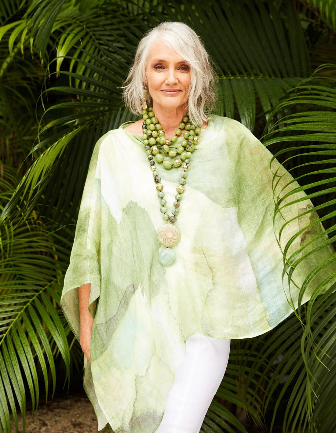 Cindy Joseph: Người phụ nữ không sợ già, ngoài 50 tuổi tìm thấy tình yêu và trở thành người mẫu nổi tiếng thế giới-7