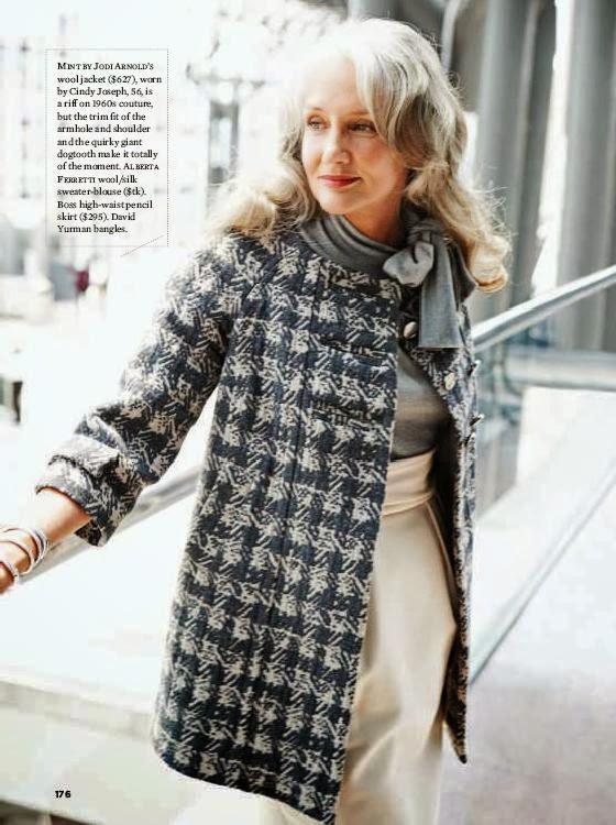 Cindy Joseph: Người phụ nữ không sợ già, ngoài 50 tuổi tìm thấy tình yêu và trở thành người mẫu nổi tiếng thế giới-8