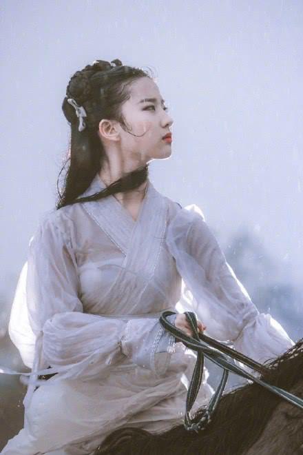 Lưu Diệc Phi xinh đẹp như nữ thần-6