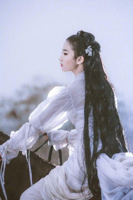 Lưu Diệc Phi xinh đẹp như nữ thần-7