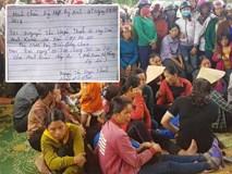 Vụ gia đình 4 người treo cổ ở Hà Tĩnh: Chủ nợ phủ nhận chạy án