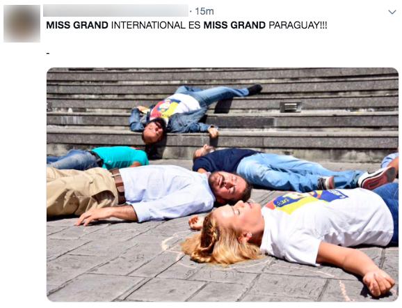 """Cư dân mạng phản ứng trước sự cố Hoa hậu Hòa bình Thế giới 2018 ngất xỉu: Thi lâu quá nên ngủ cho đỡ mệt!""""-3"""