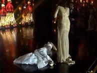 Sự cố hy hữu: Vừa được xướng tên, Tân Hoa hậu ngất xỉu trên sân khấu Miss Grand International 2018