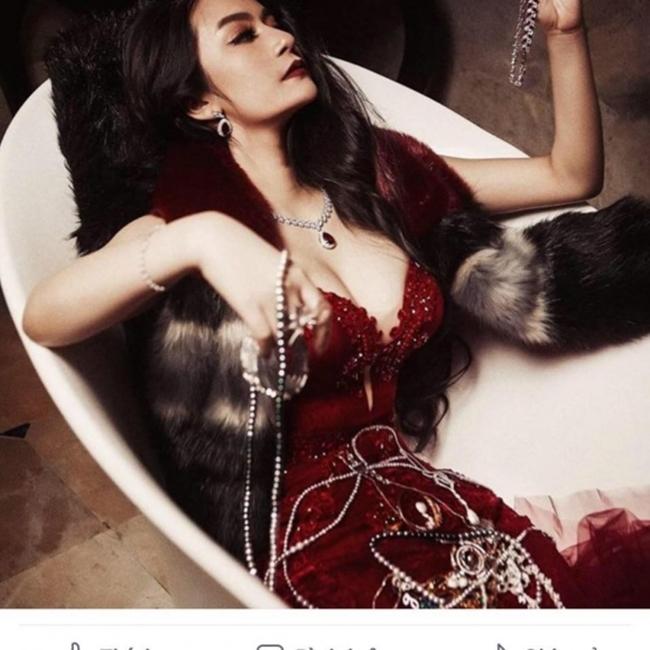 Tiếc thương nhan sắc bạn gái Cao Thái Sơn xinh đẹp đoản mệnh-10