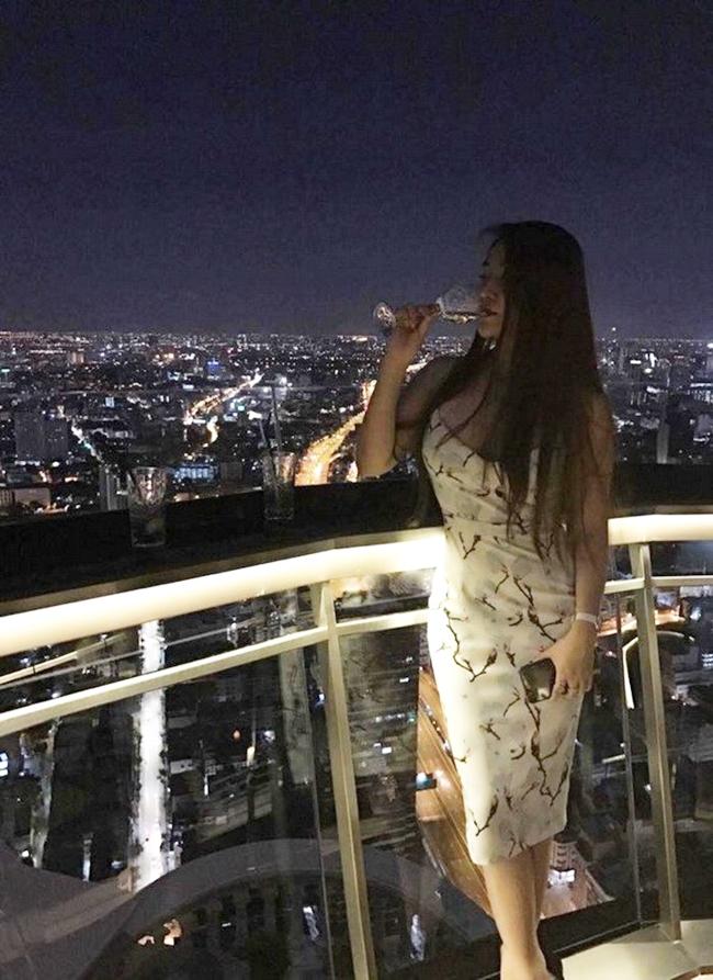 Tiếc thương nhan sắc bạn gái Cao Thái Sơn xinh đẹp đoản mệnh-15
