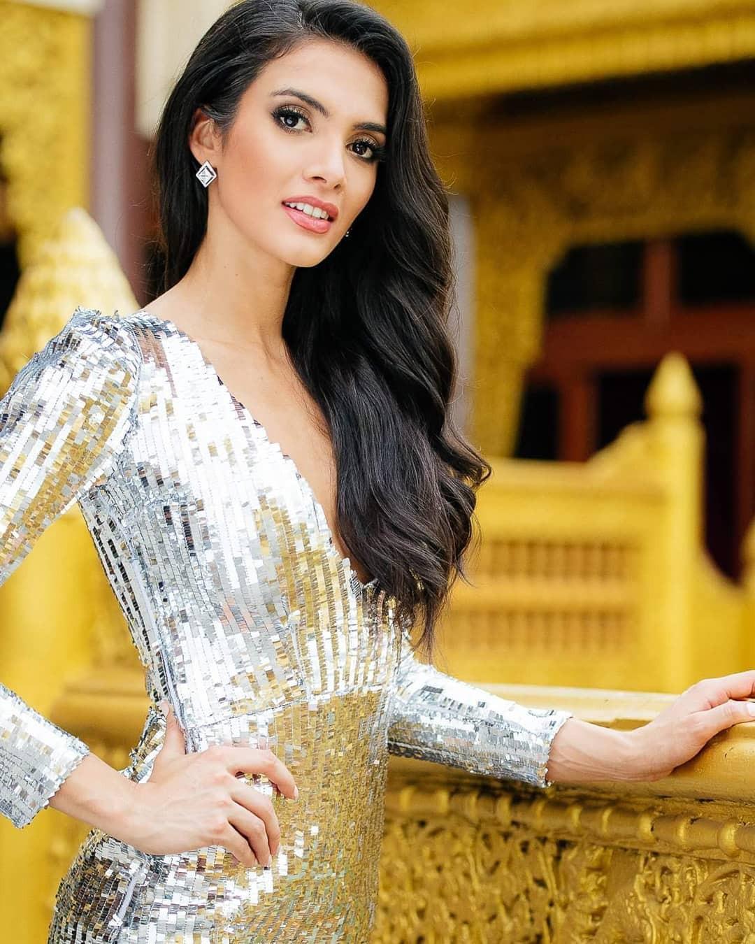 Tân Hoa hậu ngất xỉu: Đẹp như nữ thần Hy Lạp, nhưng bất ngờ hơn là body và profile không vừa của cô-8